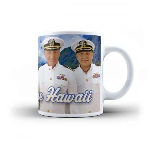 tasse schlagerpiloten Blue Hawaii