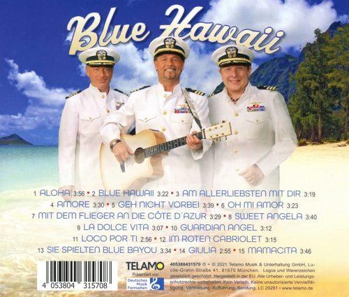 schlagerpiloten blue hawaii cd